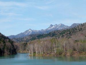 5/12の滝ノ沢岳と前岳